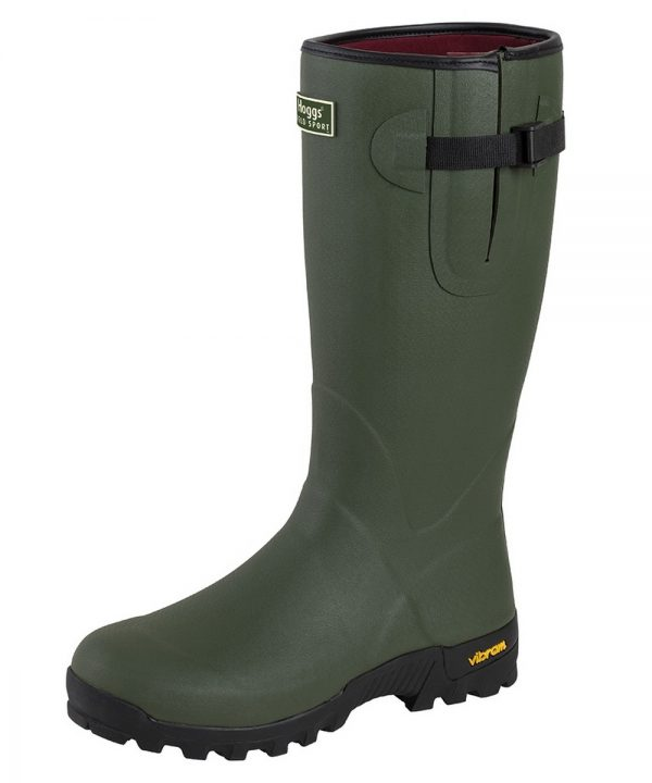 The Rantin Robin Hoggs of Fife Field Sport Neoprene Lined Boots