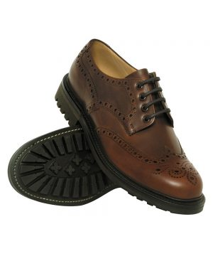 The Rantin Robin Hoggs of Fife Glengarry Shoes