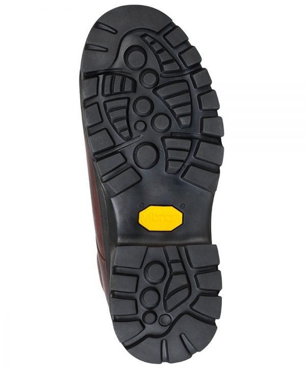 HThe Rantin Robin Munro Waterproof Hiking Boot Sole