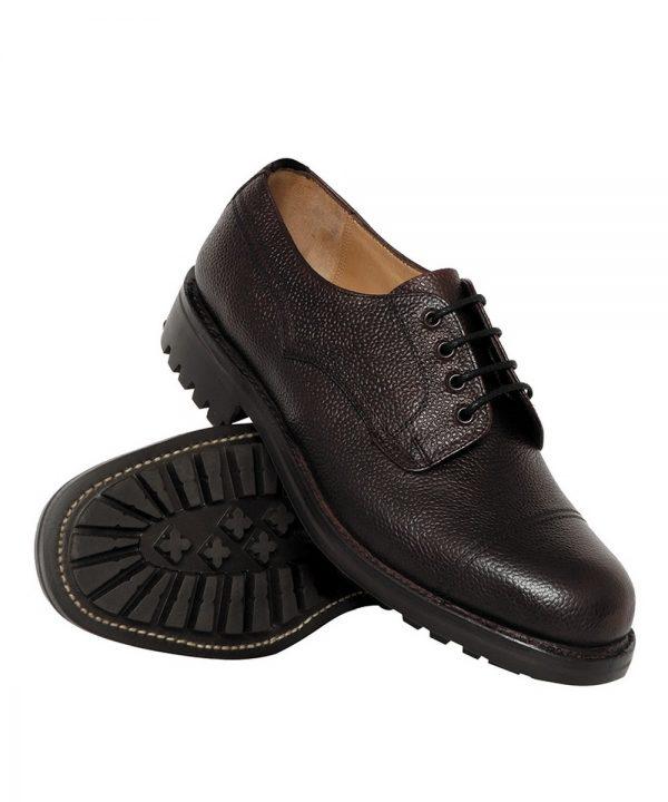 The Rantin Robin Hoggs of Fife Roxburgh Veldtschoen Shoes