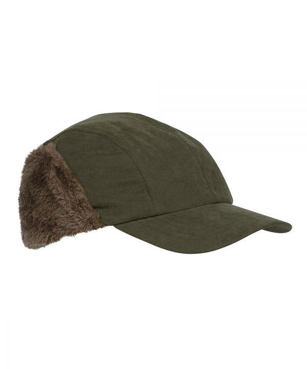 The Rantin Robin Hoggs of Fife Glenmore Waterproof Hunting Cap
