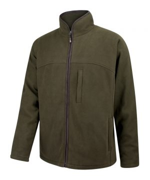 The Rantin Robin Ghillie II Waterproof Fleece Jacket Front View