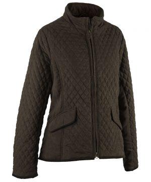 The Rantin Robin Hoggs of Fife Lexington Quilted Jacket