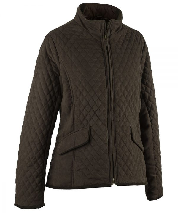 The Rantin Robin Hoggs of Fife Lexington Quilted Jacket