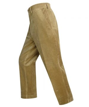 The Rantin Robin Mid Weight Cord Trousers Beige Colour