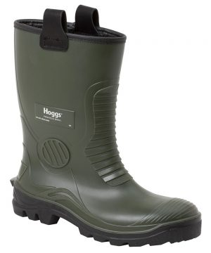 The Rantin Robin Hoggs of Fife AquaTuff Safety Rigger Boots
