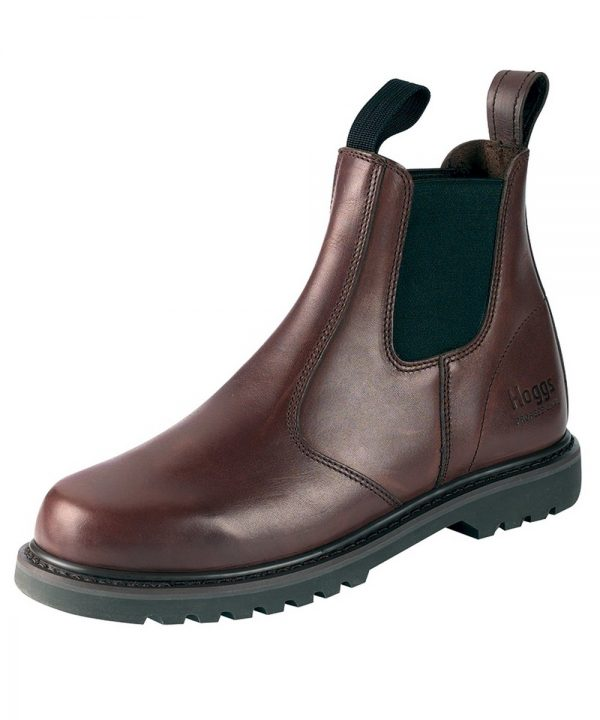 The Rantin Robin Hoggs of Fife Shire Non Safety Dealer Boot
