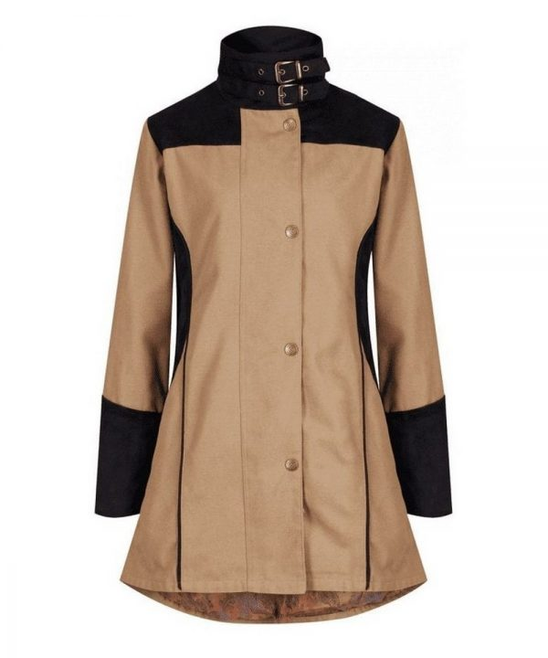 The Rantin Robin Welligogs Odette Tan Waterproof Jacket