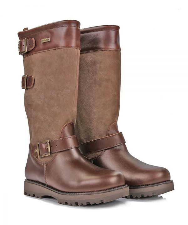 Welligogs Ranger Brown Leather Boots