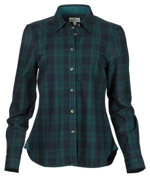 The Rantin Robin Hoggs of Fife Beth Ladies Cotton Shirt