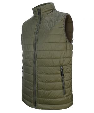 The Rantin Robin Hoggs of Fife Craigmore Gilet Angled View