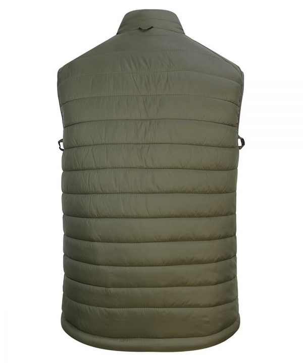 The Rantin Robin Craigmore Gilet Back View