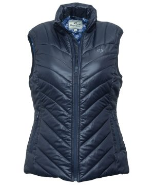 The Rantin Robin Hoggs of Fife Millie Ladies Soft Padded Gilet