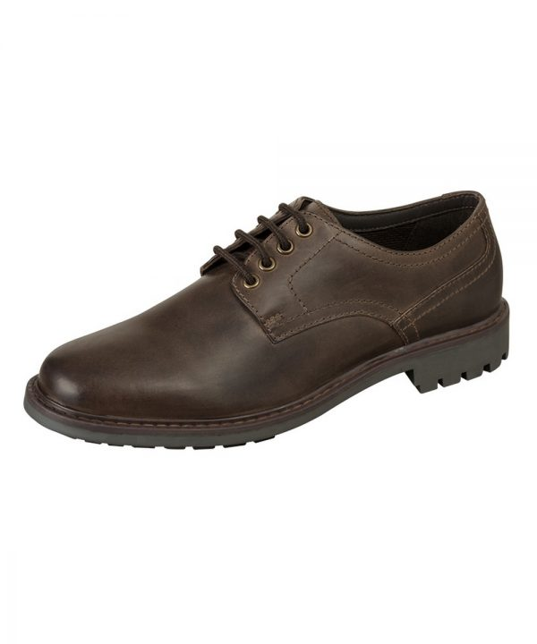 The Rantin Robin Hoggs of Fife Brora Derby Shoes