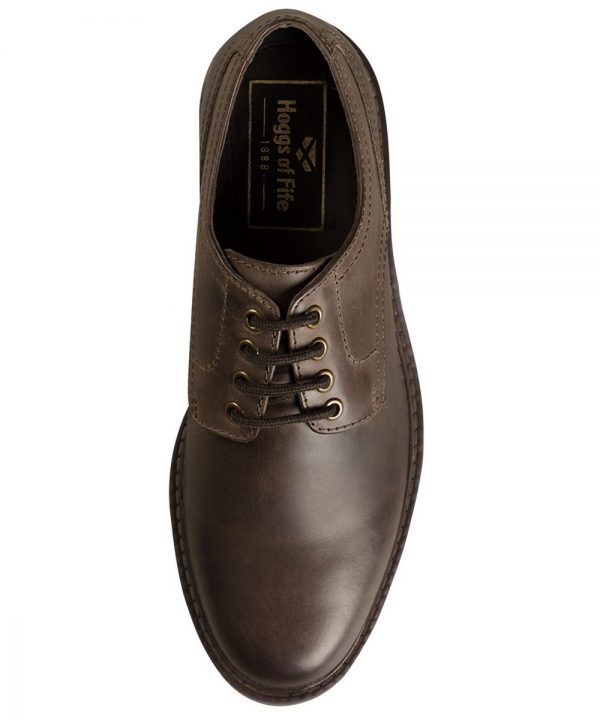 The Rantin Robin Brora Derby Shoes Top