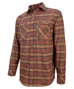 The Rantin Robin Hoggs of Fife Countrysport Luxury Hunting Shirt
