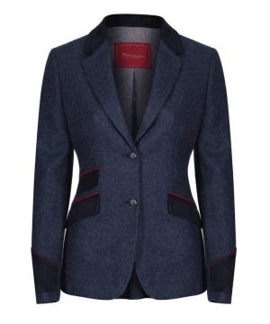 The Rantin Robin Welligogs Dorchester Ladies Fitted Jacket