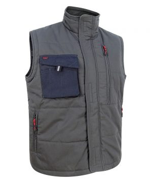 The Rantin Robin Hoggs of Fife Granite Active Gilet