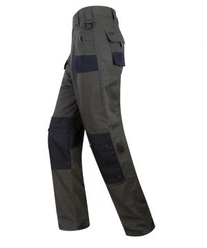 The Rantin Robin Hoggs of Fife Granite Active Work Trousers