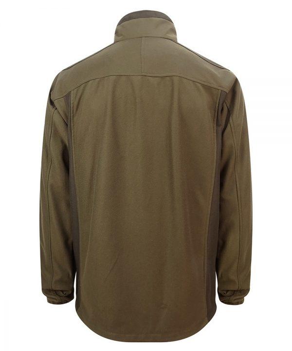 The Rantin Robin Kinross Field Jacket Back