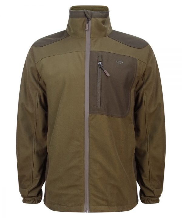 The Rantin Robin Hoggs of Fife Kinross Field Jacket Front