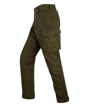 The Rantin Robin Hoggs of Fife Rannoch Suede Waterproof Trousers