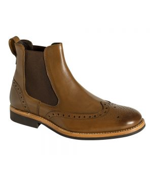 The Rantin Robin Hoggs of Fife Stanley Brogue Dealer Boots