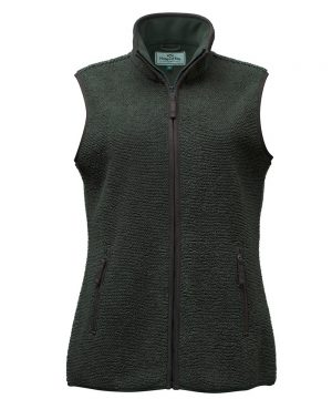 The Rantin Robin Hoggs of Fife Sussex Ladies Tufted Fleece Gilet