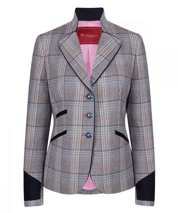 The Rantin Robin Welligogs Windsor Fitted Jacket