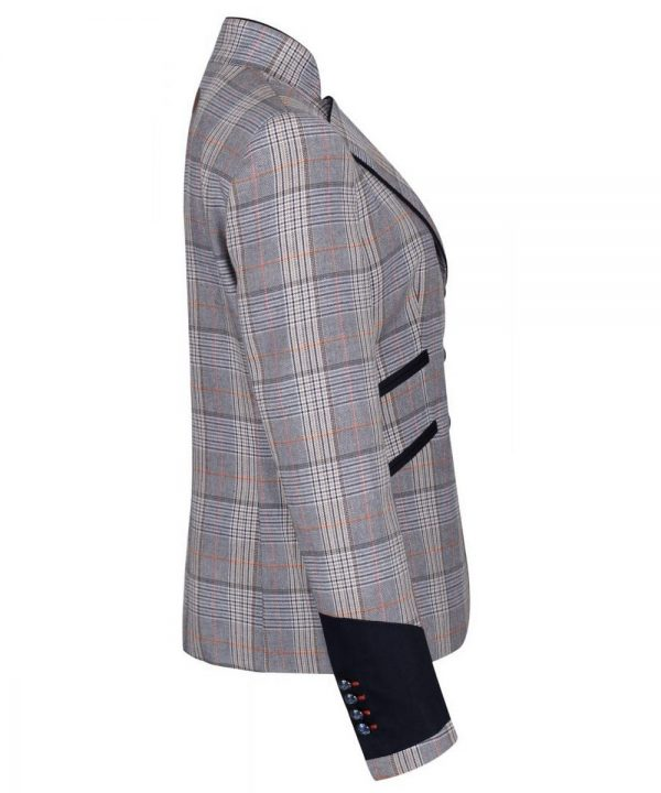 The Rantin Robin Welligogs Windsor Fitted Jacket Side