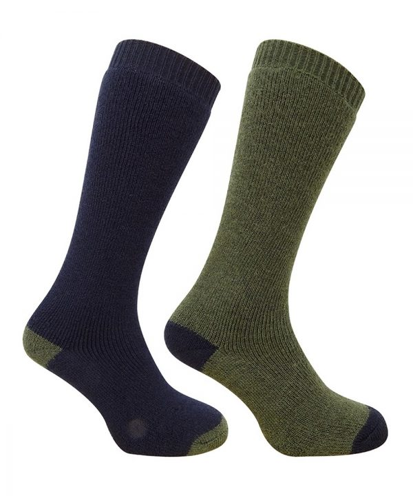 The Rantin Robin Hoggs of Fife Country Long Socks