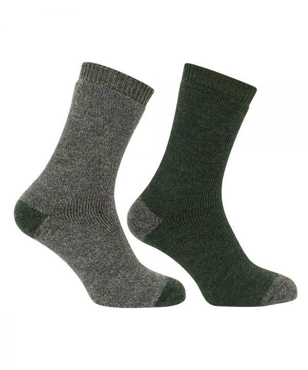 The Rantin Robin Hoggs of Fife Country Short Socks