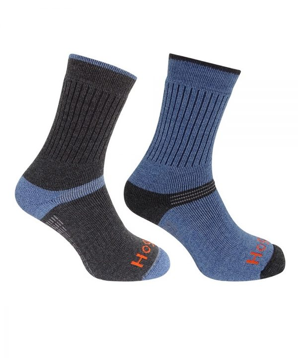 The Rantin Robin Hoggs of Fife Tech Active Socks