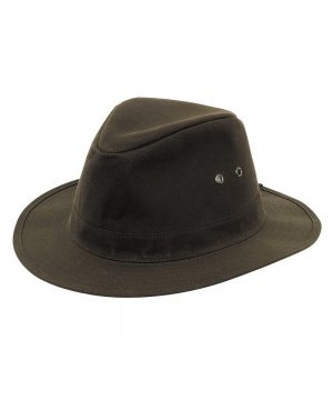 The Rantin Robin Caledonia Waxed Hat