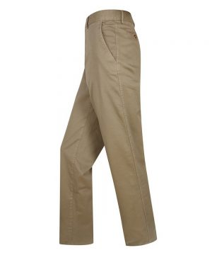 The Rantin Robin Beauly Chino Trousers Stone