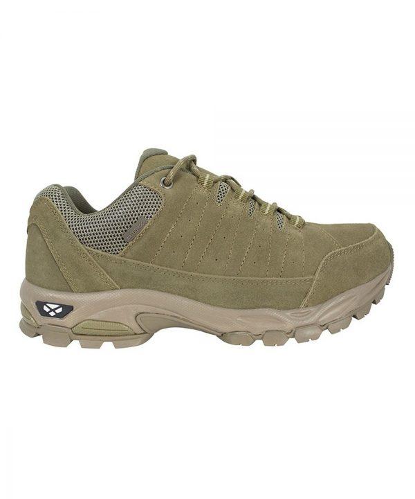 The Rantin Robin Cairn II Waterproof Hiking Shoes Brown Colour