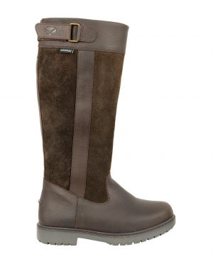 The Rantin Robin Hoggs of Fife Cleveland Brown Leather Boots