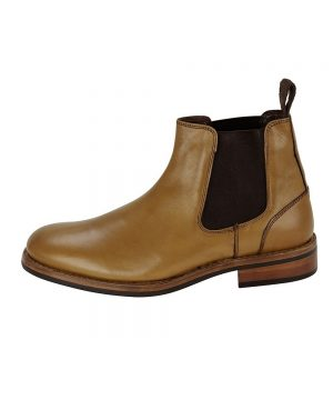 The Rantin Robin Perth Dealer Boots Side View