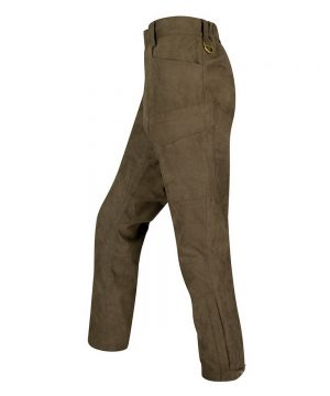 The Rantin Robin Rannoch Light Weight Shooting Trousers Front View