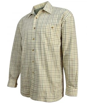 The Ranrin Robin Hoggs of Fife Birch Micro Fleece Lined Shirt